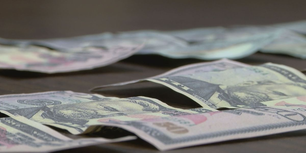 Dougherty Co. officials see rise in counterfeit money