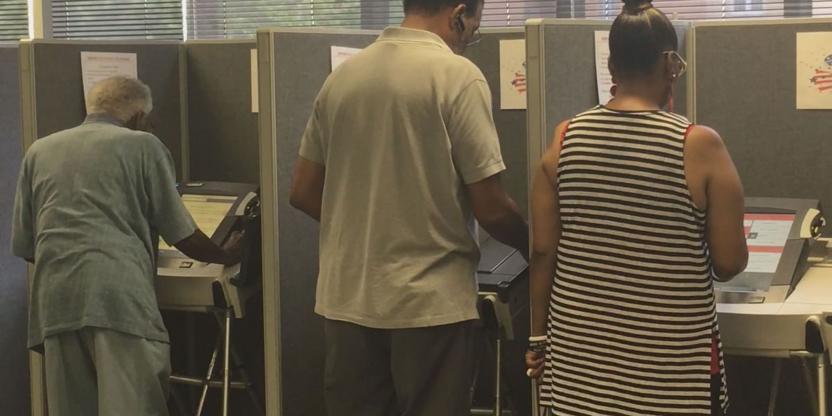 Voting chief concerned about turnout for Primaries