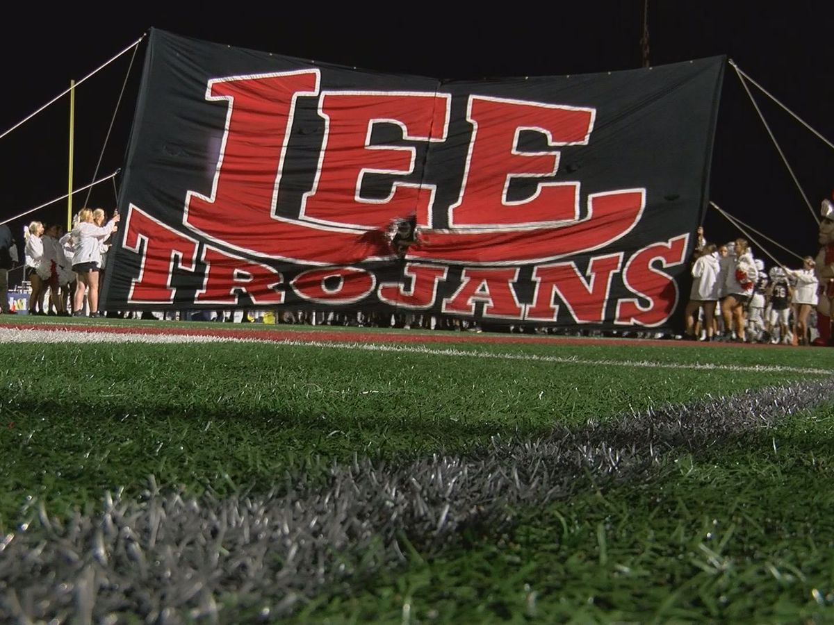 "Lee County Trojans, ""We didn't come this far to come this far"""