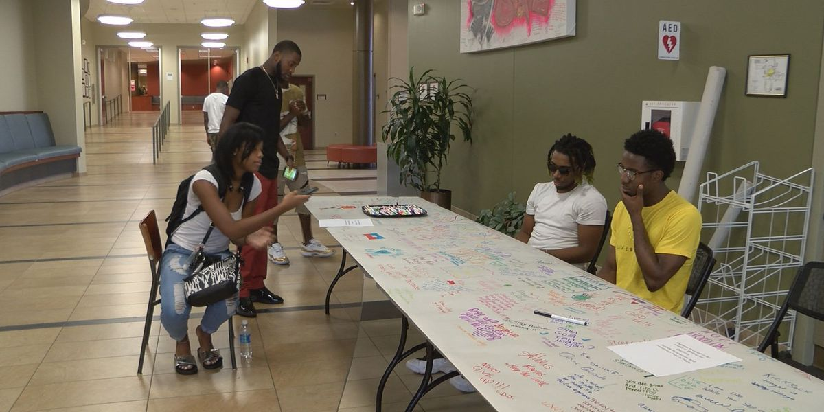 Darton draws attention to suicide prevention and awareness