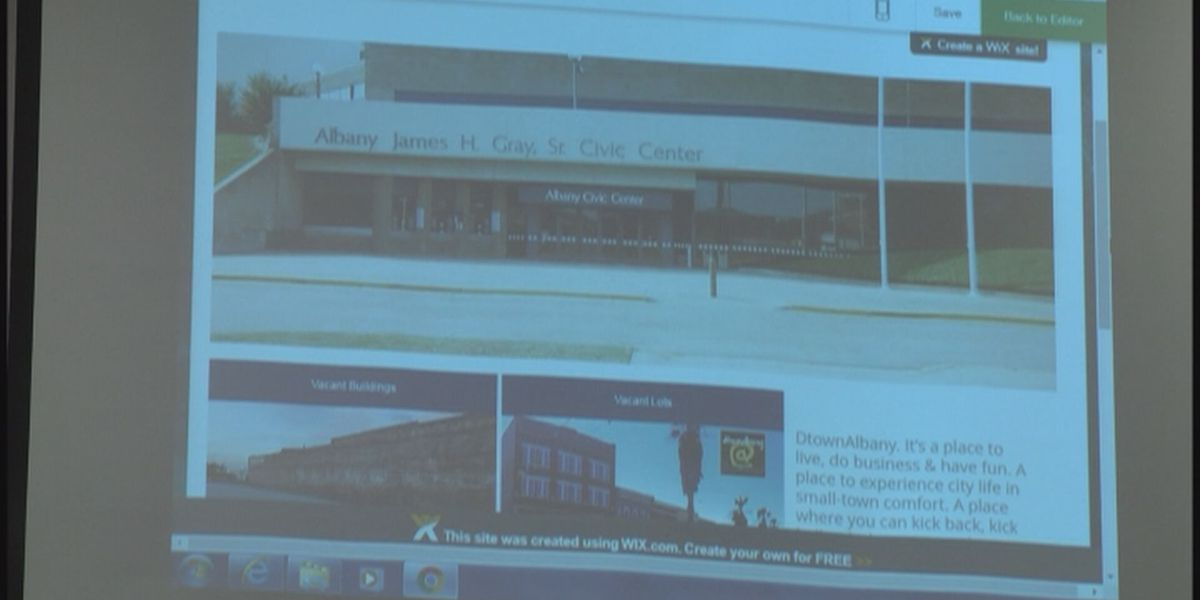 Downtown Albany's website will get makeover