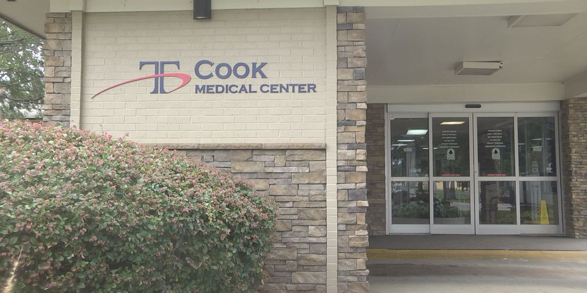 Meeting requested to discuss Cook Medical Center relocation