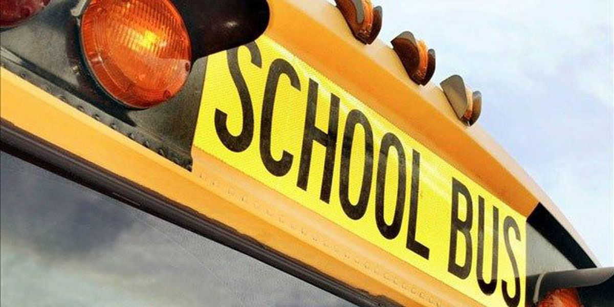 School bus catches fire in Terrell County
