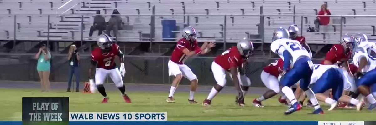 Play of the Week: Irwin County Indians