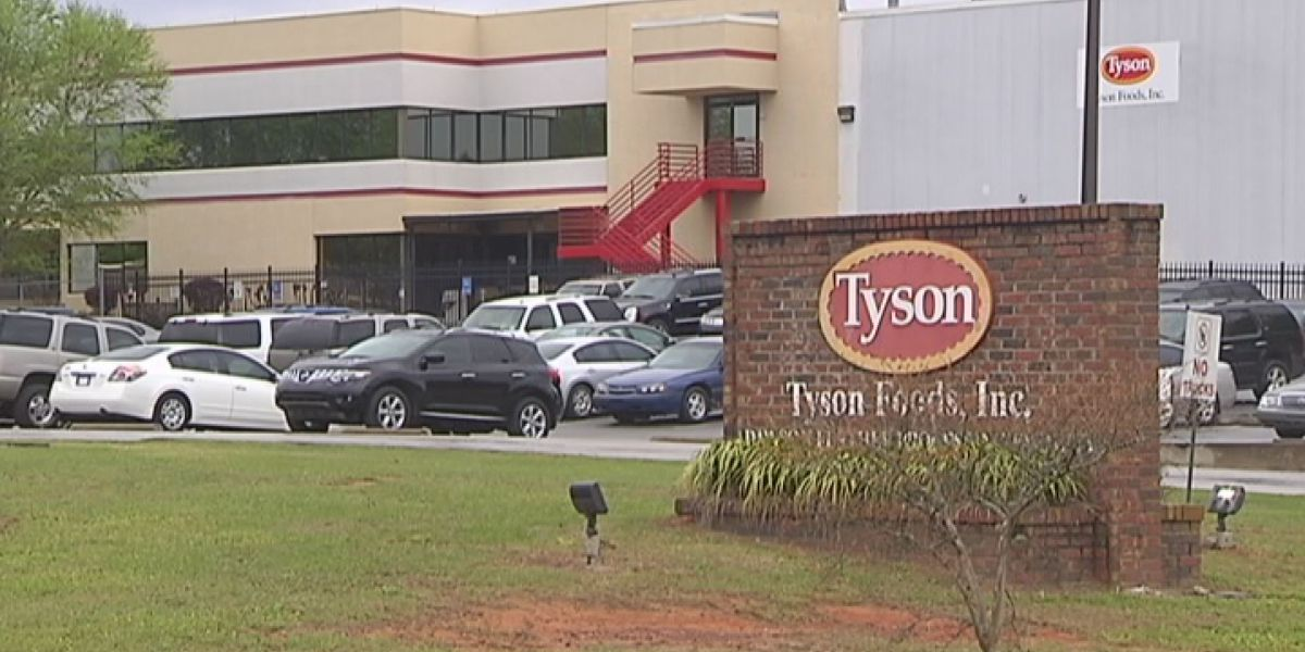 Camilla Tyson Foods employees concerned for their safety during COVID-19