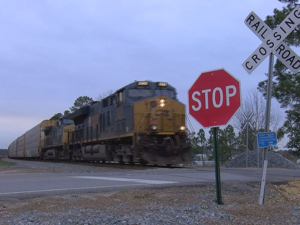 Coffee Co. residents demand safety improvements at railroad crossing