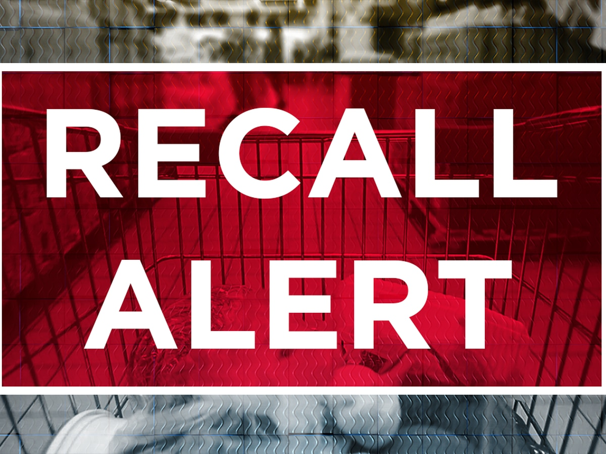 Voluntary recall issued for Harveys, Winn-Dixie cookie products