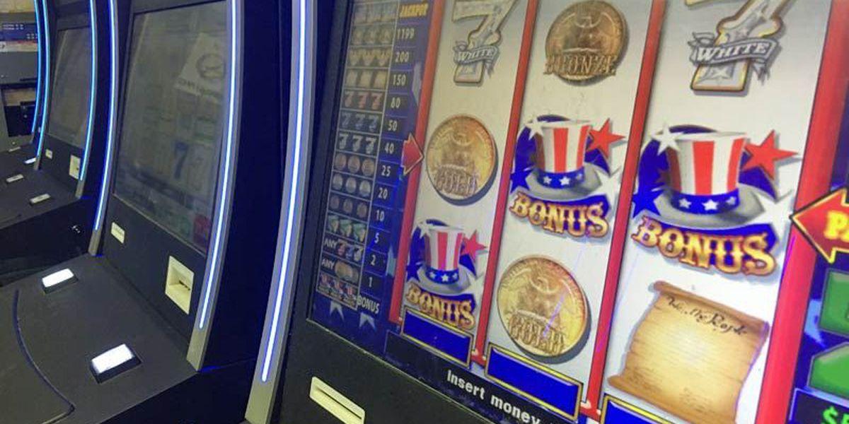 Task force makes numerous gambling raids