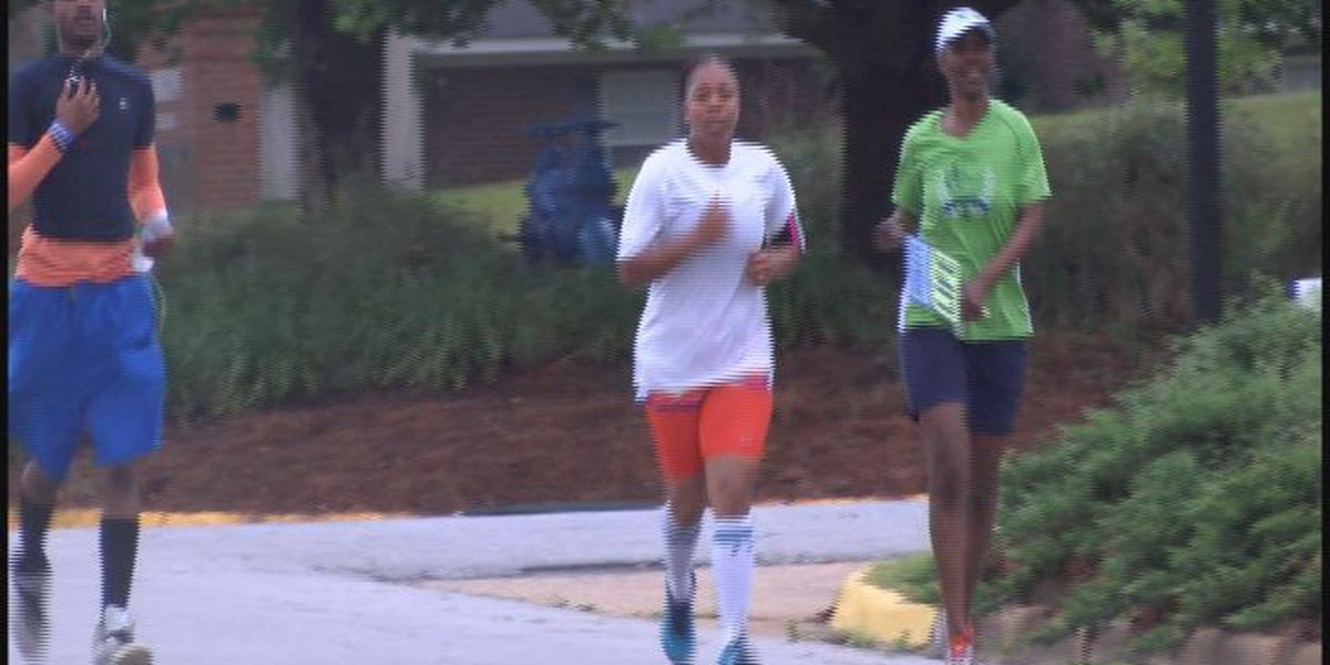 """""""Walk For Life"""" encourages organ donations"""