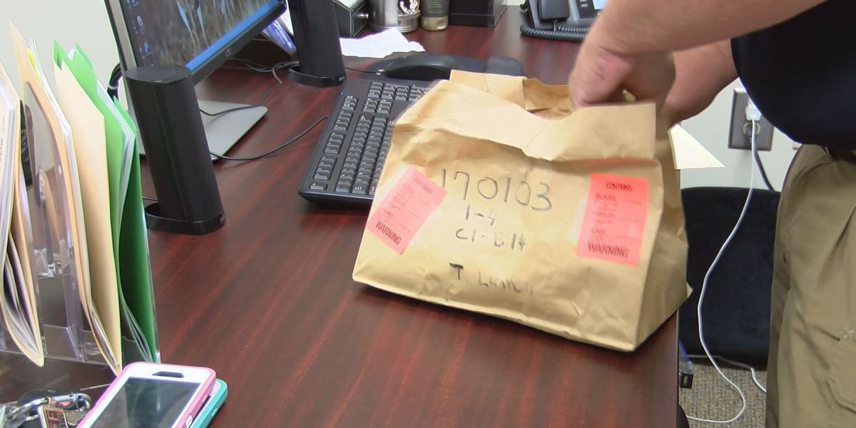 Thomas Co. drug agents continue to see increase in case load