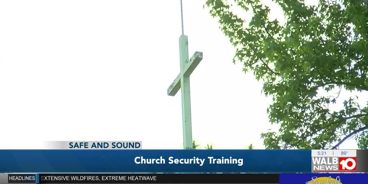 Safe and Sound: Church Security Training
