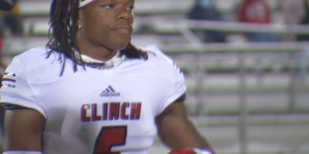 Player of the Week: Marquavious Grady of Clinch County