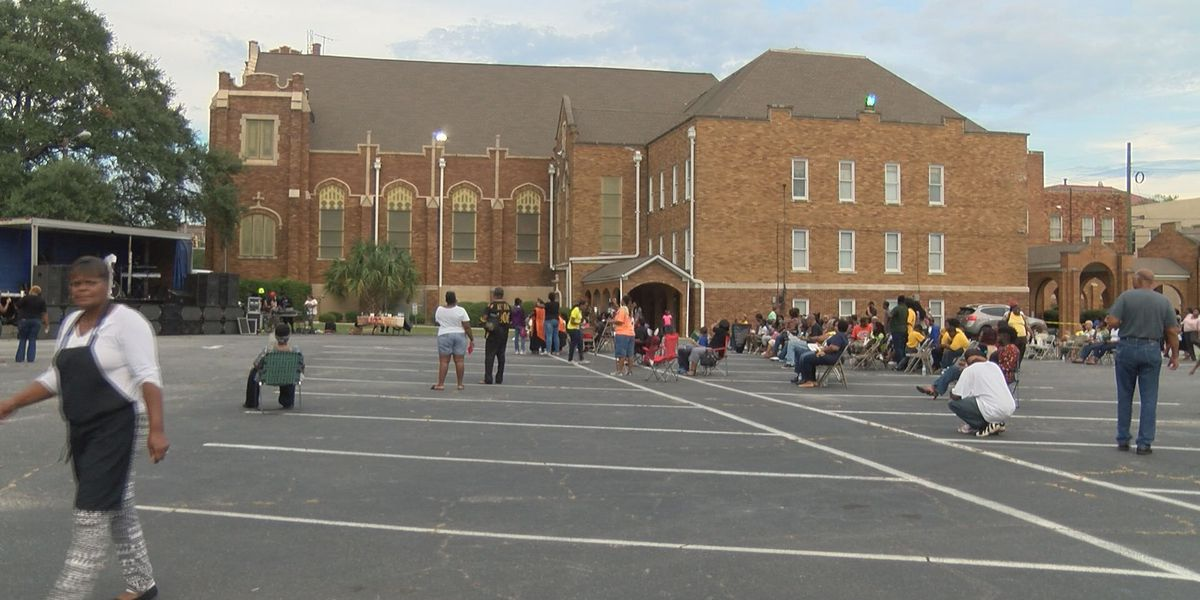 Albany church hosts back-to-school conference and carnival