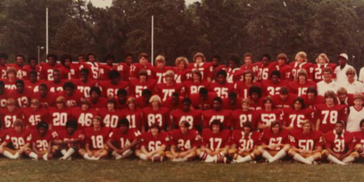 Thomasville Bulldogs honored 1974 state championship team