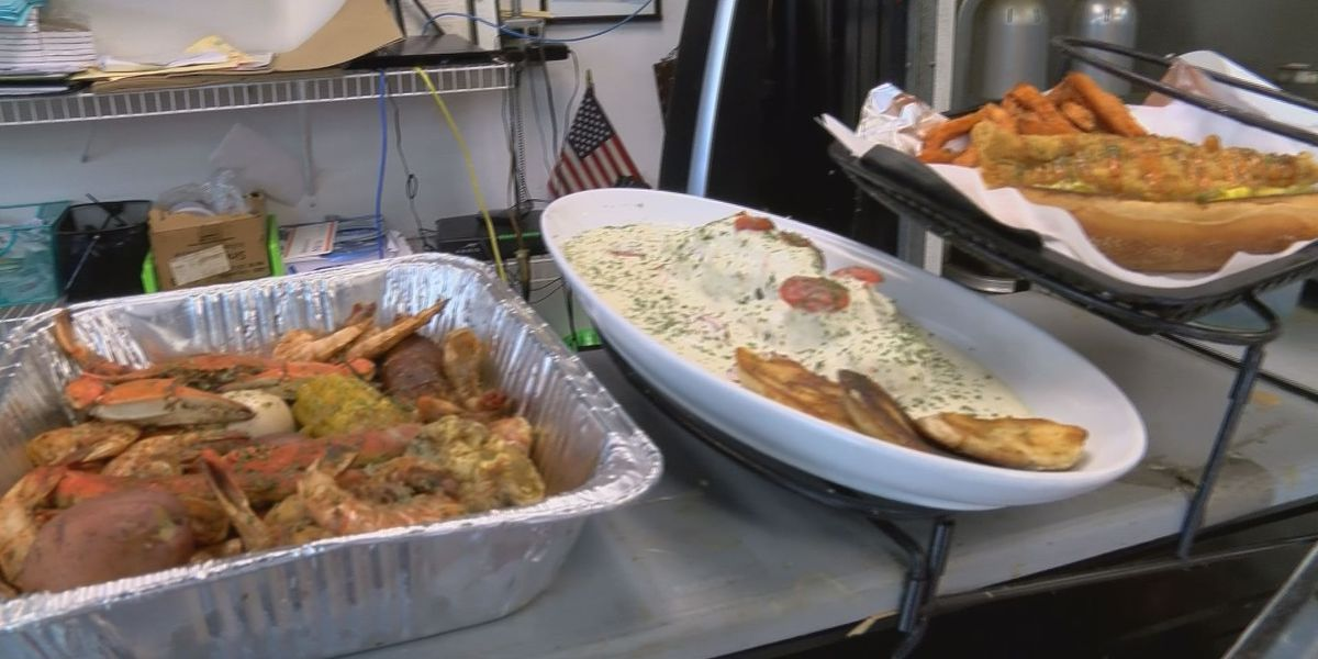 Albany Fish Company and other businesses prepare to feed those in need