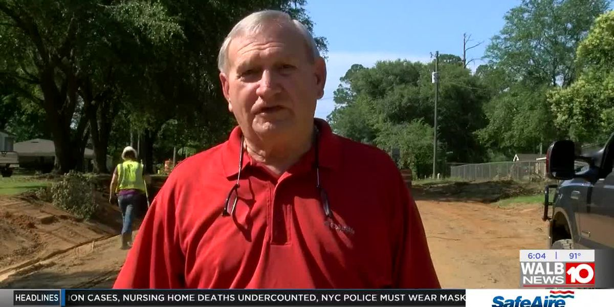 Walls hoping to retain Lee Co. District 5 seat