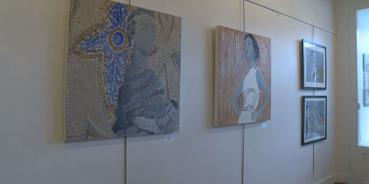Art exhibition reception set for tomorrow