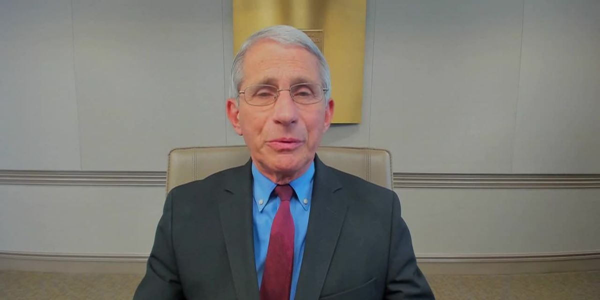 Can US stop a second wave of coronavirus? Dr. Fauci thinks so