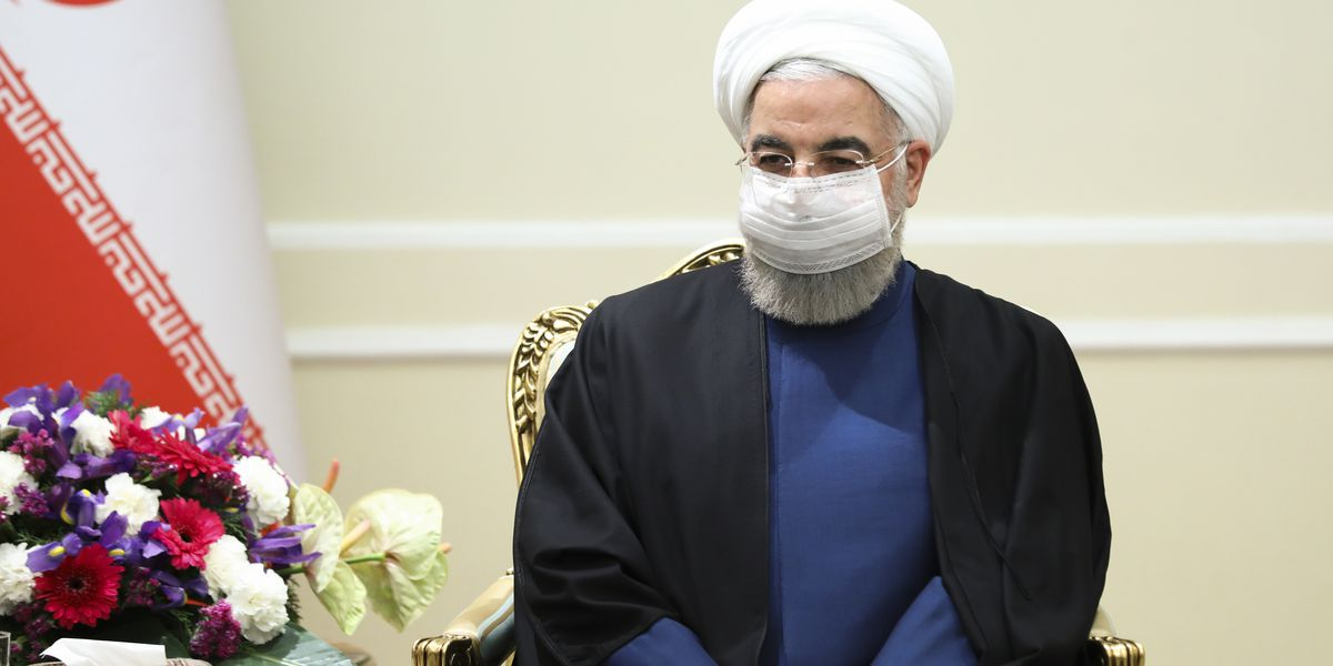 Iranian president calls 60% enrichment an answer to 'evilness'