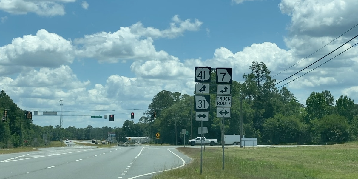 Lowndes Co. moves one step closer to widening Old US 41