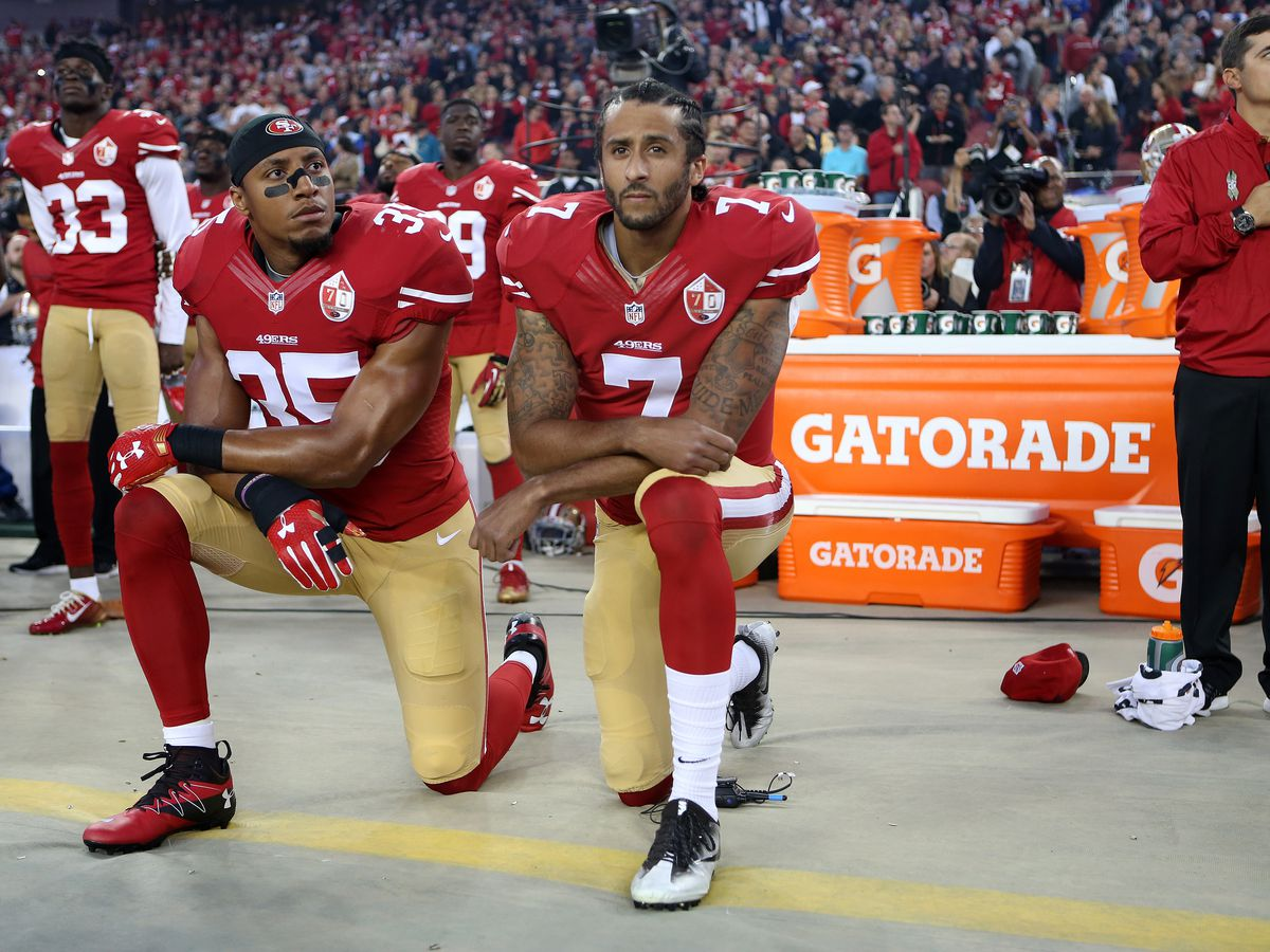 NFL, Colin Kaepernick settle collusion lawsuit