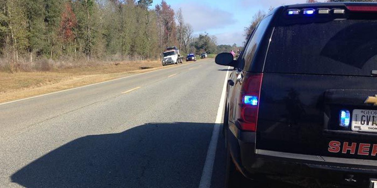 Victim of fatal Thomas Co. wreck identified