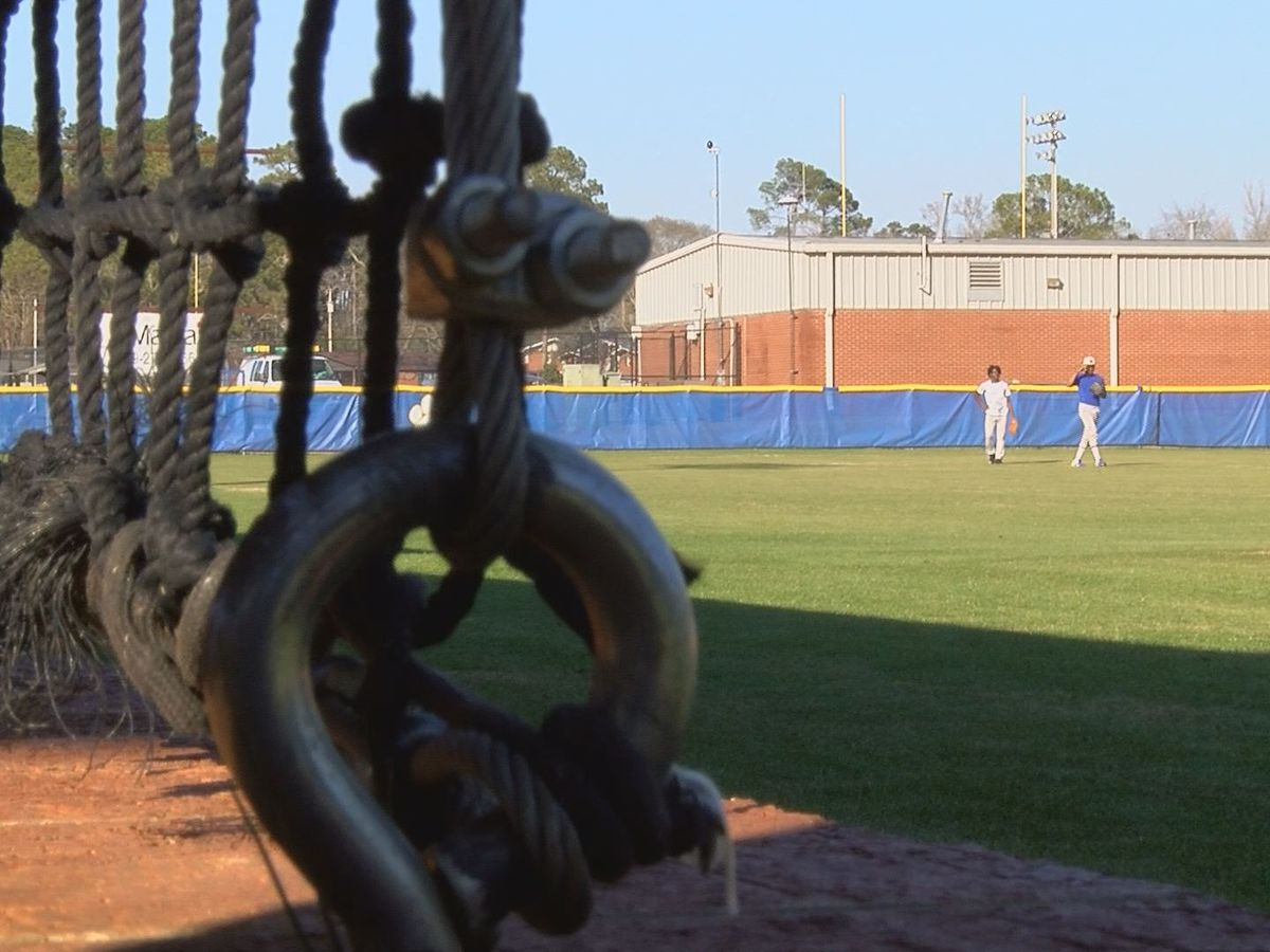 The Crisp County Cougars take to the Diamond Den in the first week of the 2021 baseball season
