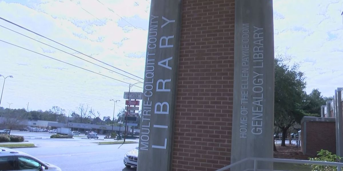 Moultrie-Colquitt Co. Public Library System closes