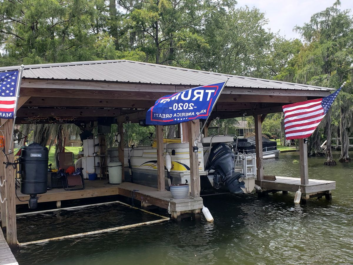 Trump supporters plan Independence Day boat parade at Lake Blackshear