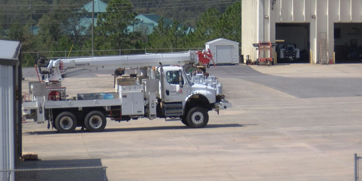 Tift Area GA Power works to restore all by Friday