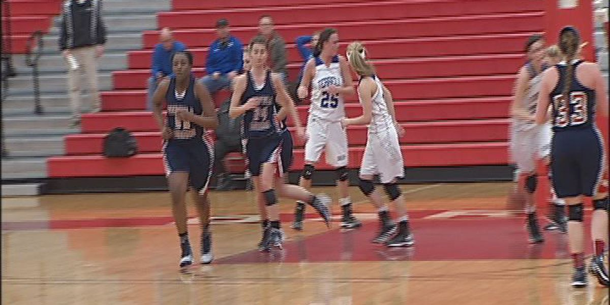 Friday's area high school basketball scores and highlights