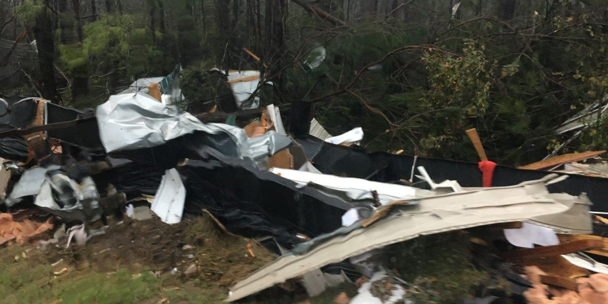 Shelters open up all over SWGA