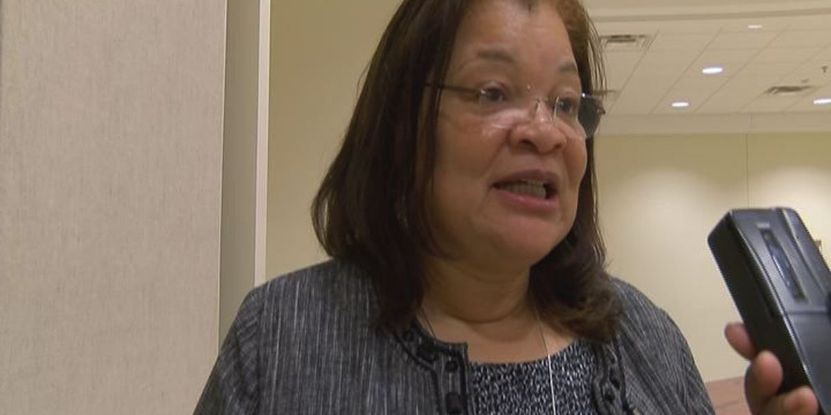 Dr. King's niece promotes non-violence in Albany