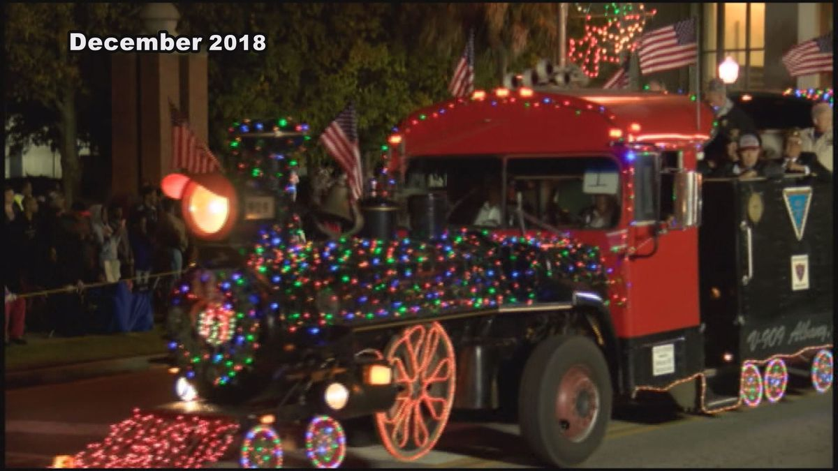Albany Christmas Parade set for Saturday
