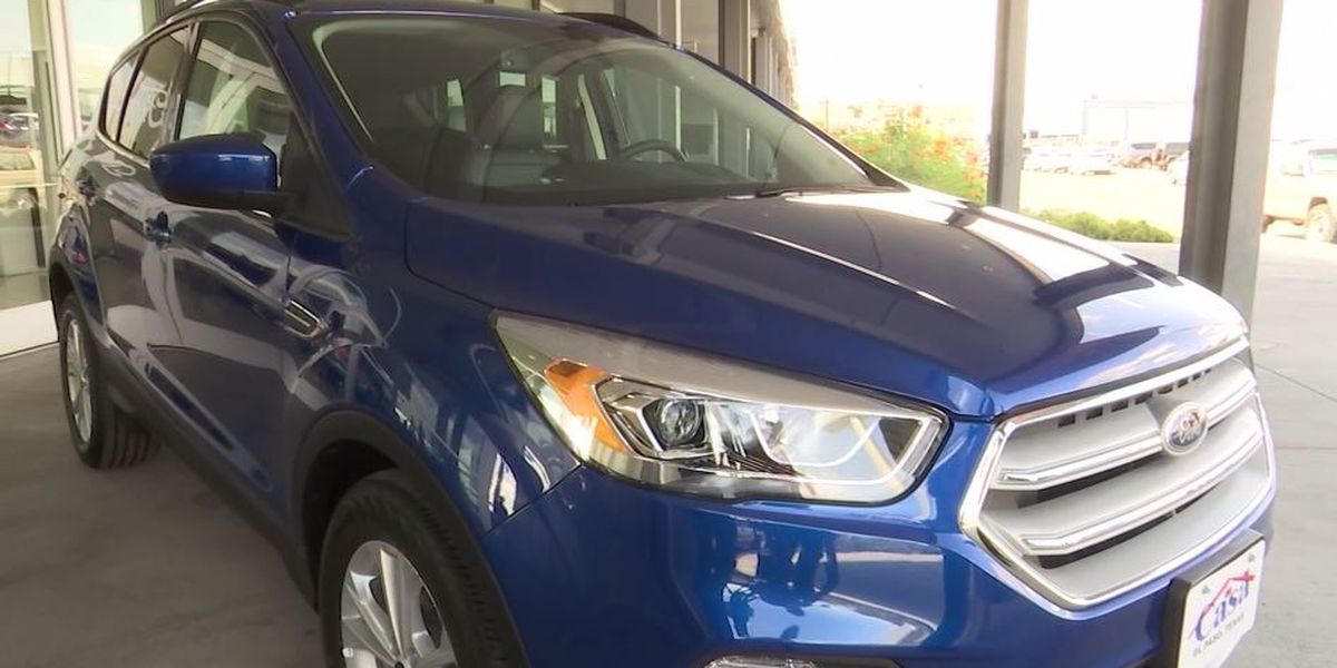 El Paso shooting widower receives new car after old one stolen following wife's funeral