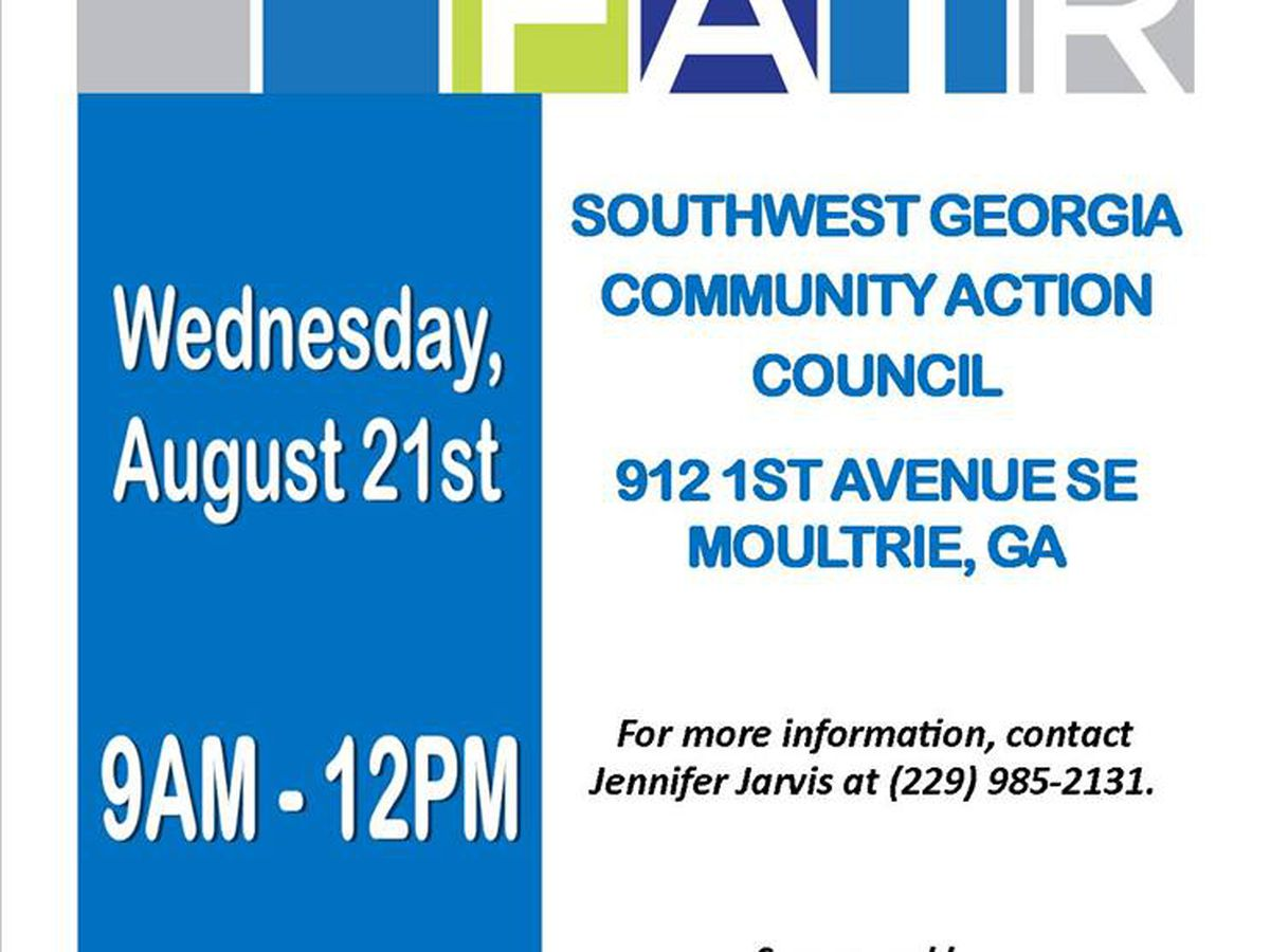 2nd Annual Moultrie-Colquitt County Career Fair happening Wednesday
