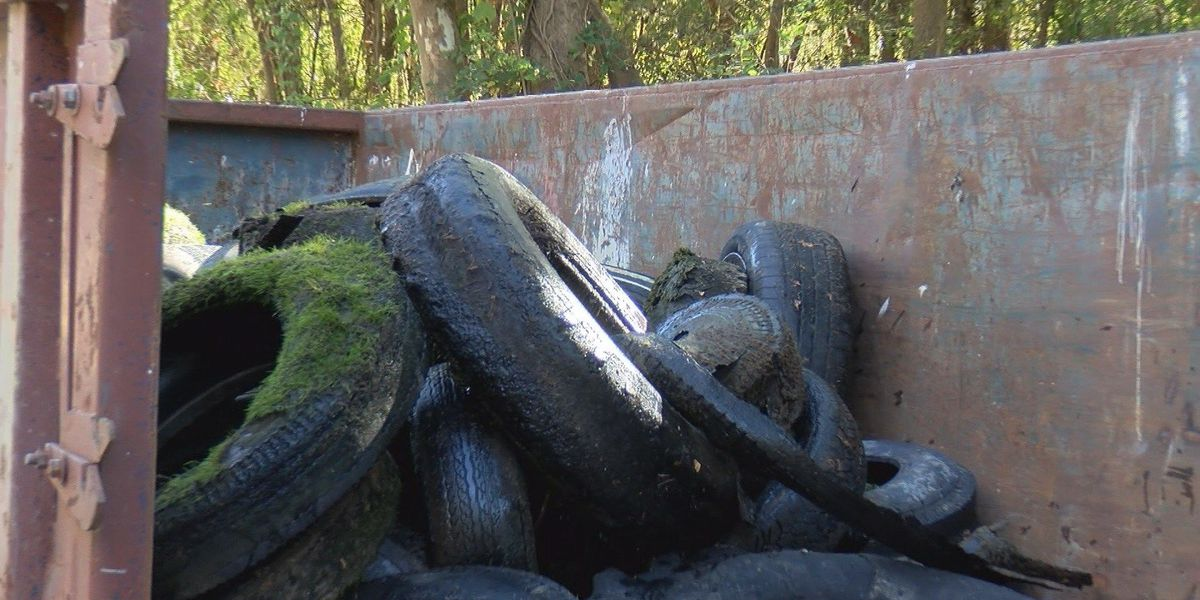 Lowndes Co. offers free tire recycling for limited time