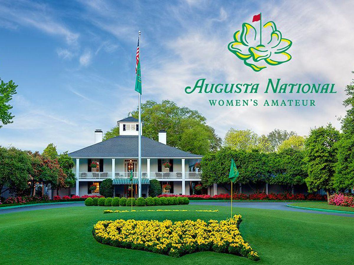 NBC to televise Augusta Women's Amateur final round