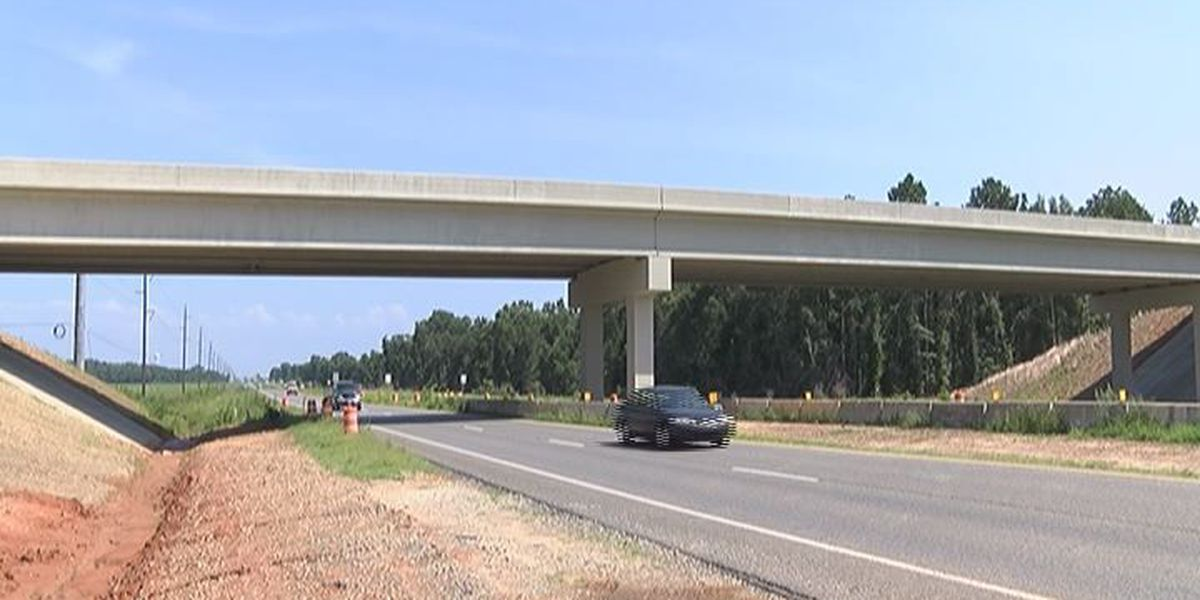 Leesburg bypass opens to drivers
