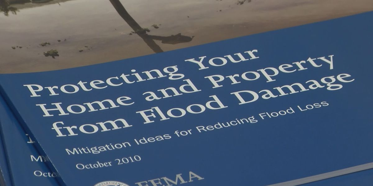 FEMA sets up disaster recovery center in Coffee County
