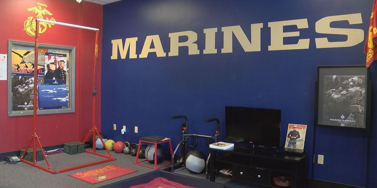 SEMPER FI: WALB heads to Parris Island to learn about Marine life