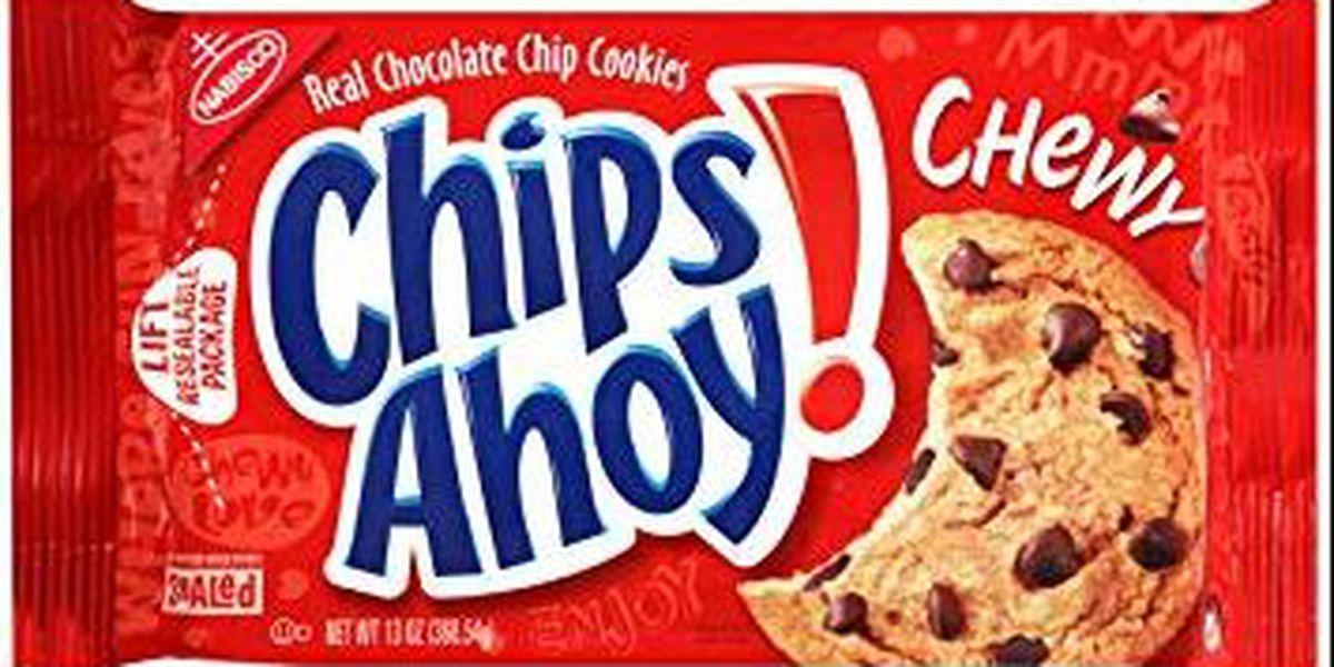 Mondelēz Global LLC announces limited voluntary recall on Chewy Chips Ahoy