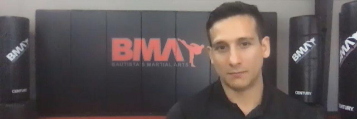 Moultrie martial arts studio moves classes online