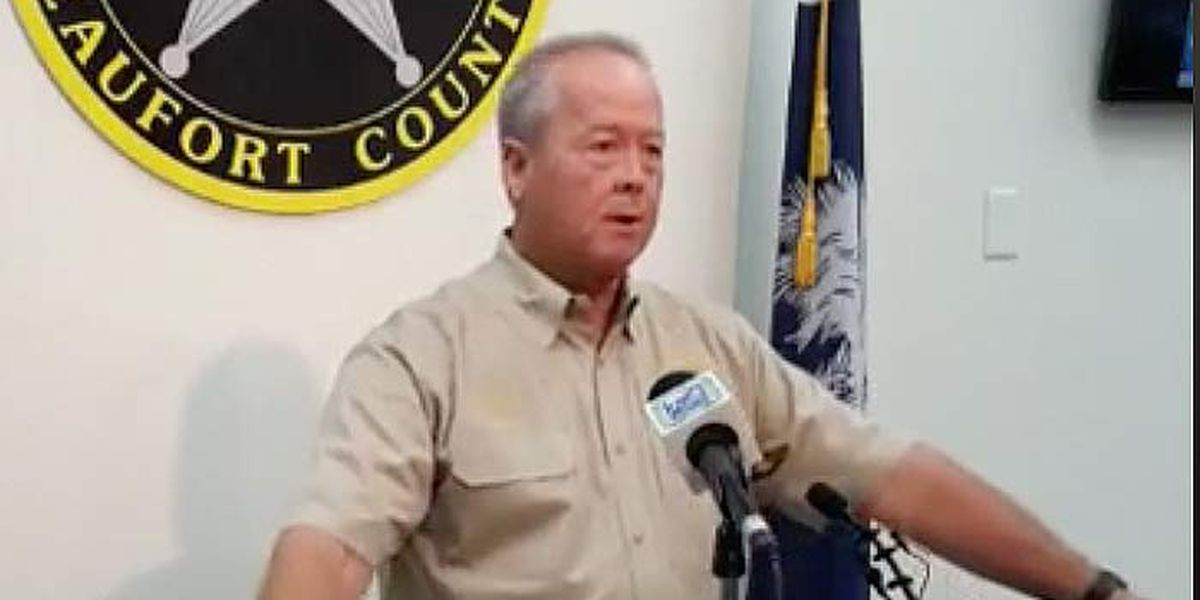 Beaufort County leaders urge preps for Dorian, but no evacuation plans yet