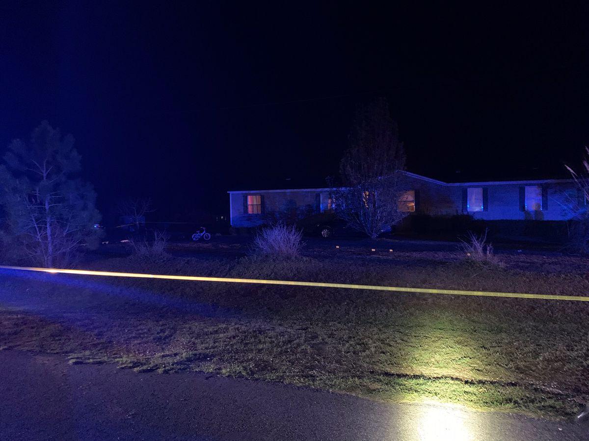 2 injured in Crisp Co. shooting