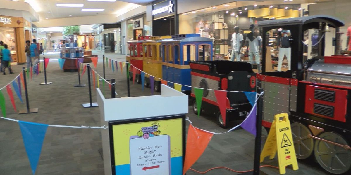 Albany Mall hosts final family fun night of summer