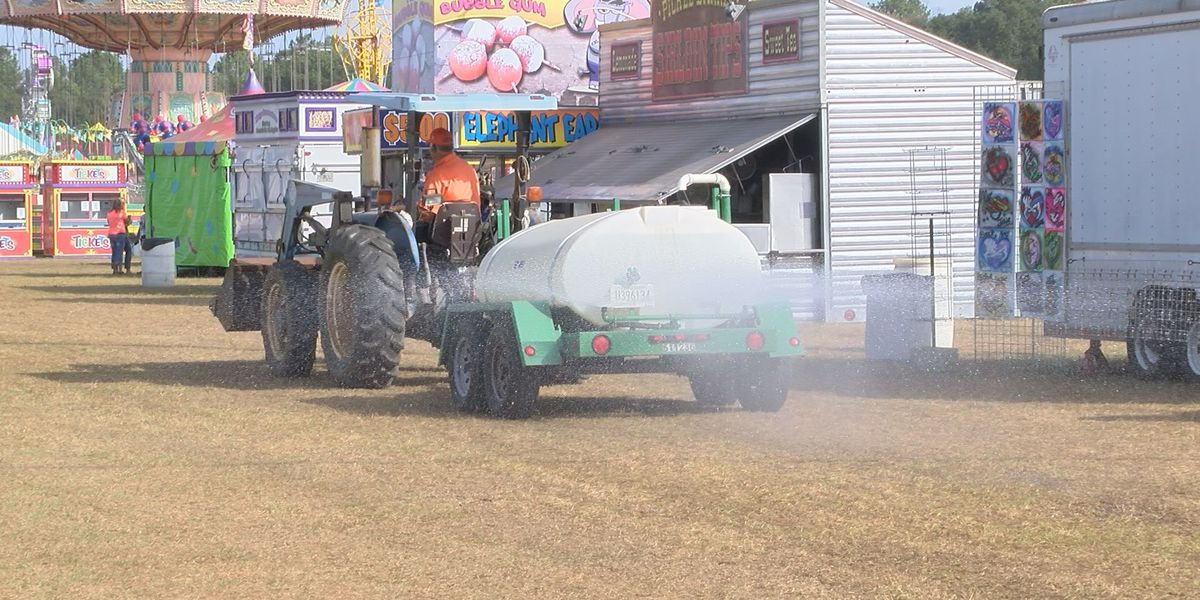 Extra safety precautions taken at SWGA Regional Fair