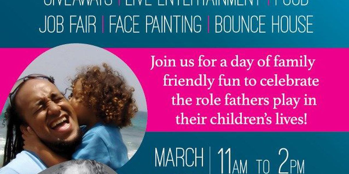 Statewide fatherhood celebration in Albany to honor roles dads play