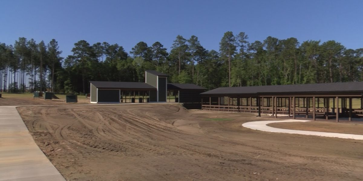 Thomasville's new sporting center to open in a few months