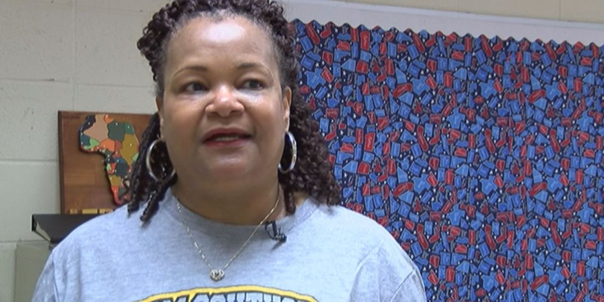Albany teacher suspended for racial slur